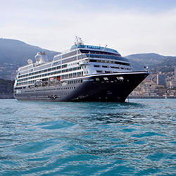 Azamara Quest cruise ship - deluxe intimate sailing