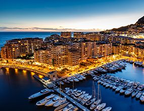 AzAmazing Evenings, Monte-Carlo