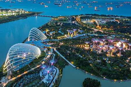 City Stays Pre or Post-Cruise Package, Singapore
